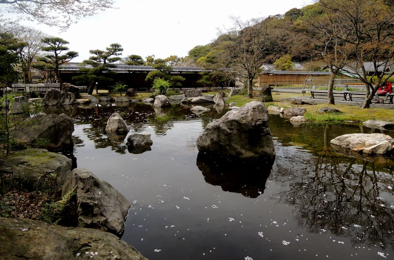 二之丸史跡庭園