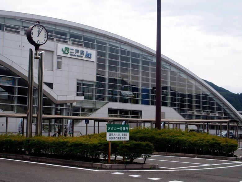 二戸駅_駅舎