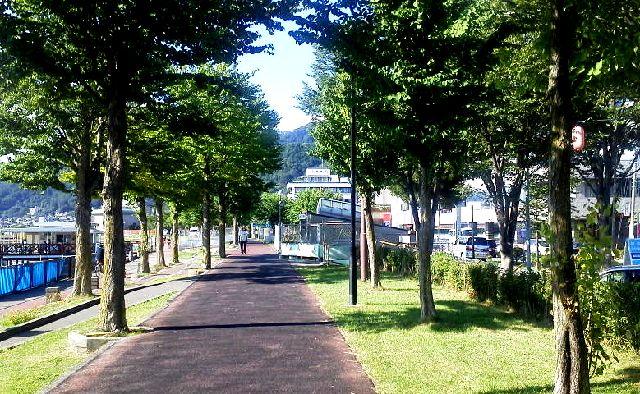 上諏訪駅散策4