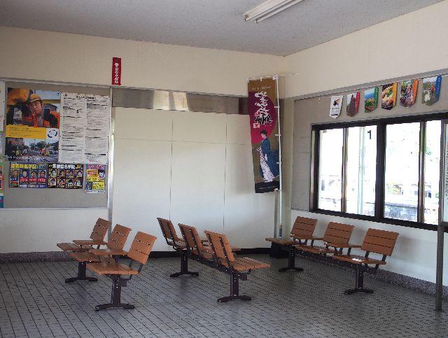 埴生駅22