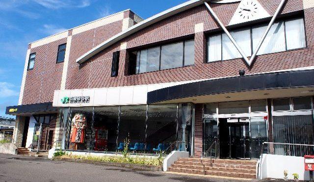 秋田県の羽後岩谷駅(羽越本線)になんとなく途中下車