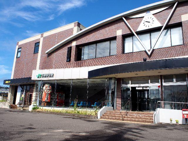 羽後岩谷駅11