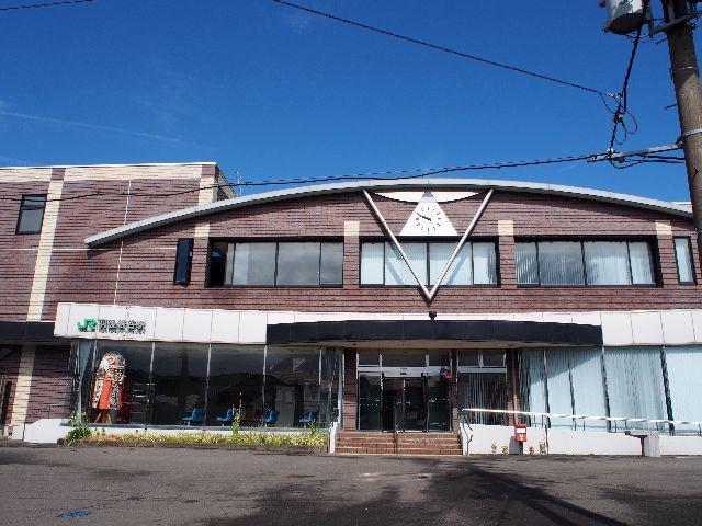 羽後岩谷駅12