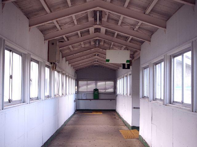 羽後岩谷駅6