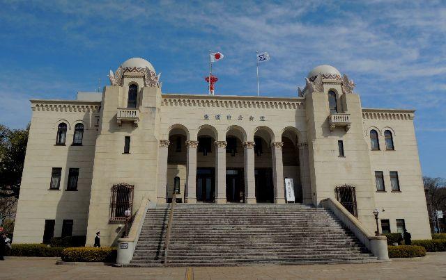 豊橋市公会堂2