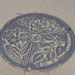 南与野駅から与野本町へ歩く~さいたま市のご当地マンホールも