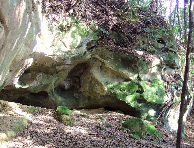 泉福寺洞窟14