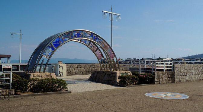 児島駅散策③~児島観光港の乗り場を見てるだけ(涙)