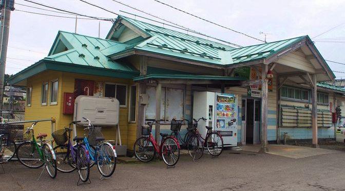 津軽新城駅散策~青森県青森市のベッドタウンを歩く