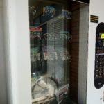 三国港駅で東尋坊行きのバスを待ちつつ散策~に面白い自販機を発見
