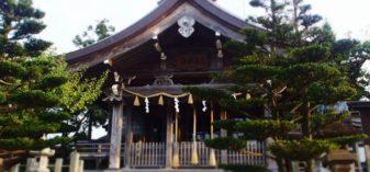 青森のシロガネーゼ?白銀駅近くの三嶋神社を訪ねる