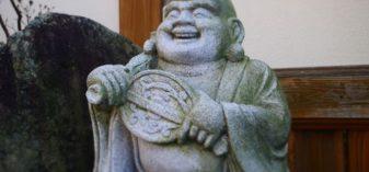 三嶋神社にある三嶋七福神を参拝。八戸線で沿線観光【白銀駅】