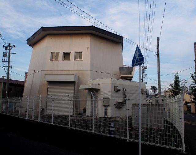 三島ポンプ場