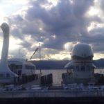 真夏の諏訪市湖畔公園と北澤美術館を観光【上諏訪駅】