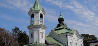 豊橋市公会堂と豊橋ハリストス正教会~レトロ建築を楽しむ【豊橋駅】