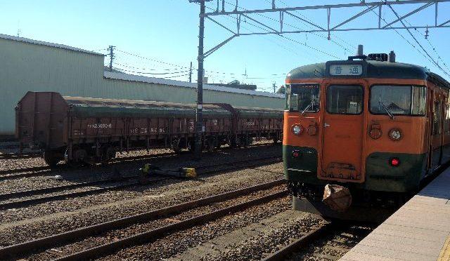 信州本線にて~磯部駅にフラれて安中駅に辿り着く