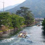 【雑談】萩八景遊覧船(山口県)に乗ったときの話
