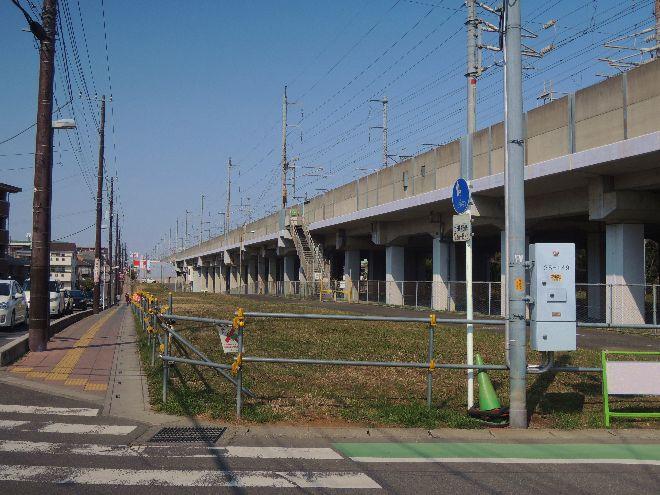 南与野駅周辺