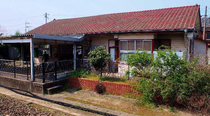 筑前深江駅の木造駅舎の最終日に奇跡的に立ち会う!青春18きっぷで九州旅行⑦