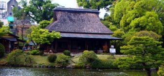 熊本市電で水前寺成趣園へ行ったり街ブラしたり‥青春18きっぷで九州旅行㉒