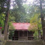 荘厳でミステリアスな越生神社に一里飴も‥越生の観光って楽しいぞ!