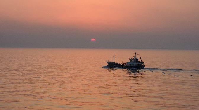 【画像大量】南海フェリーで和歌山から徳島へ!夕日の絶景が最高だった話