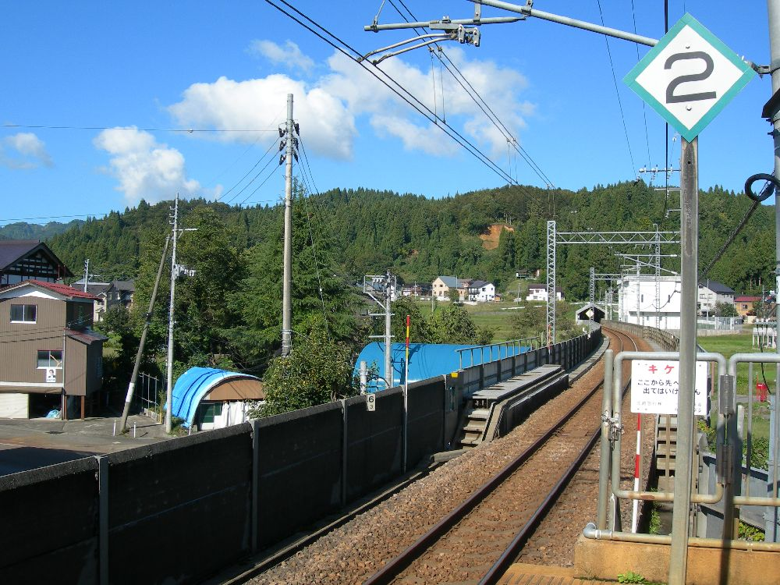 魚沼丘陵駅6