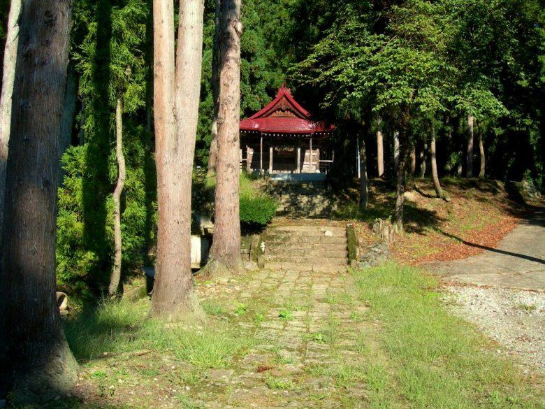 俣倉舎という神社2
