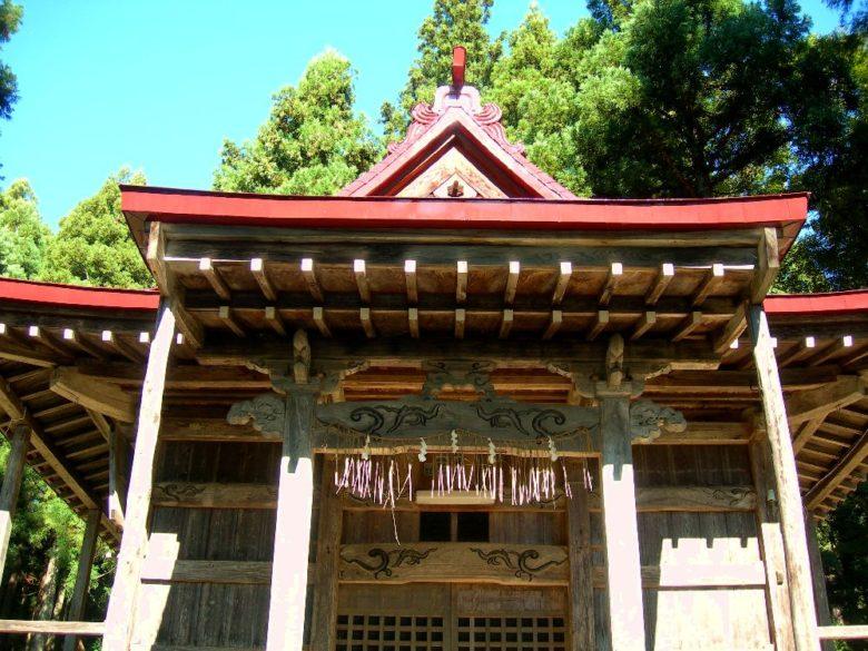 俣倉舎という神社4