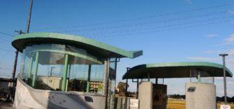 用土駅(JR八高線)の不思議な駅舎【埼玉県大里郡寄居町】