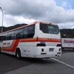 京都から三ノ宮経由で高松へバス移動。京都・香川・愛媛の旅2019③