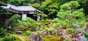 青岸寺と青岸寺庭園、そして湯谷神社を訪ねる【米原駅】
