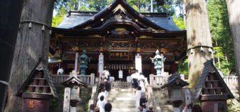 秩父の三峯神社を参拝。不思議な龍神様に会えるパワースポット!珍しい鳥居・狛犬も
