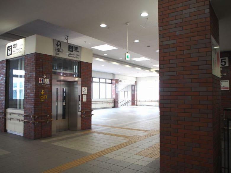 JR久留米駅_改札内