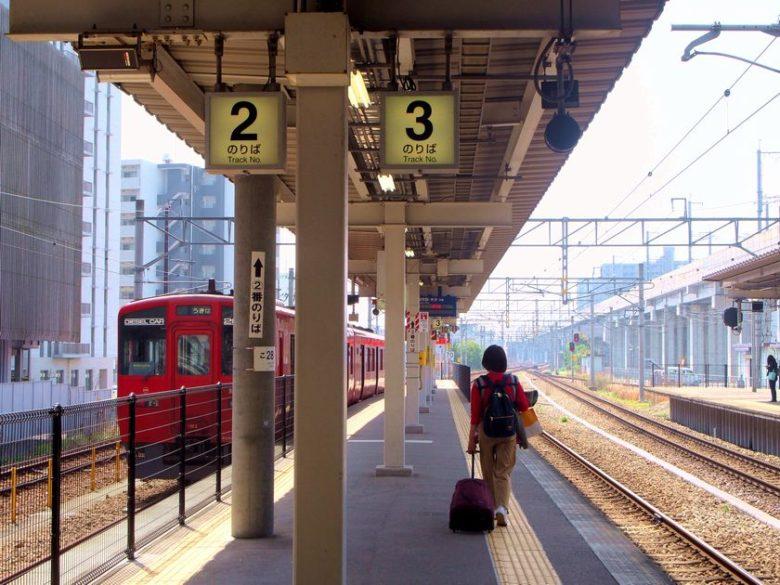 JR久留米駅_ホーム