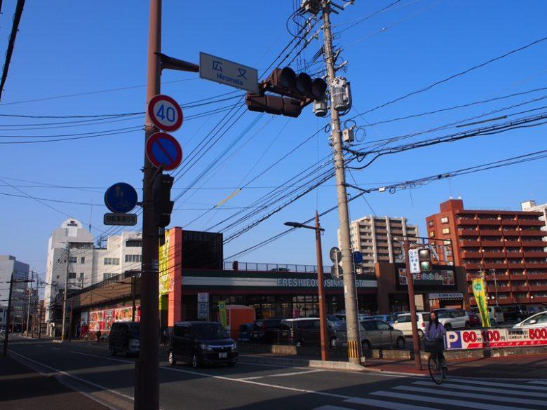 西鉄久留米駅周辺