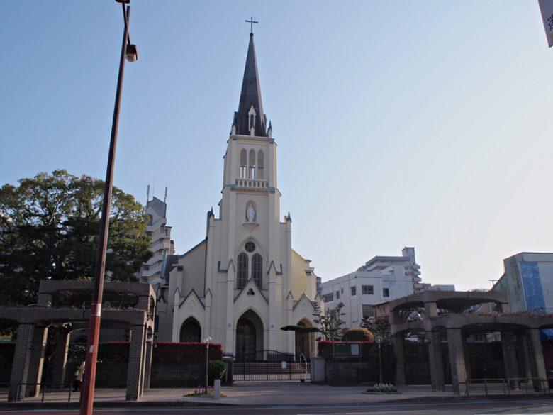 カトリック久留米教会