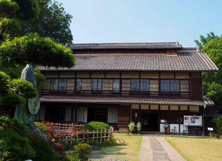 旧渋沢邸_中の家