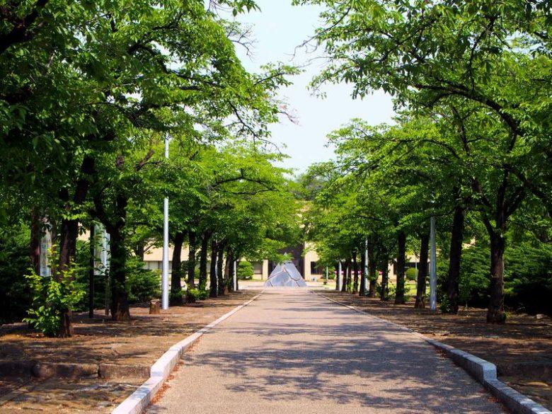 深谷城址公園