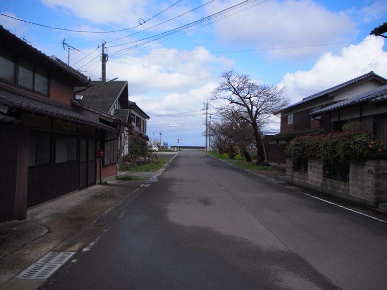 肥前七浦駅_県道230号